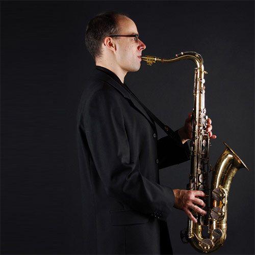 Georg Saxophonist - Hochzeitsband