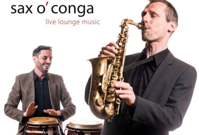 Sax o Conga - Hochezeitsband